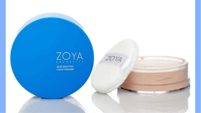 Zoya Cosmetics Acne Solution Loose Powder