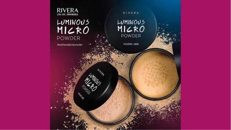 Rivera Luminous Micro Powder