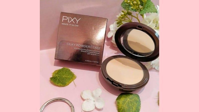 Pixy Make It Glow Silky Powdery Cake