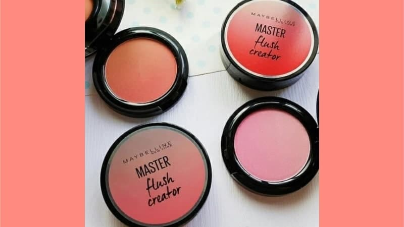 Harga Blush On Maybelline - Master Flush Creator