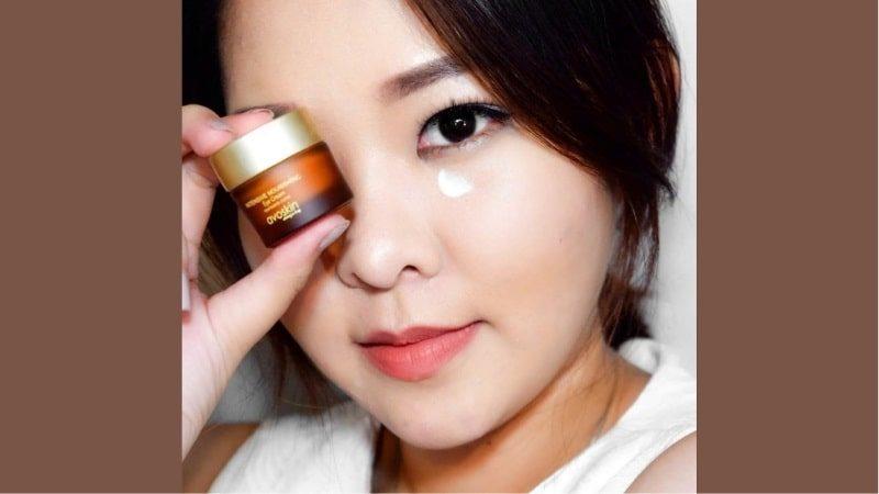 Review Avoskin Intensive Nourishing Eye Cream - Krim Mata Lokal Ampuh