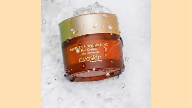 Review Avoskin Intensive Nourishing Eye Cream - Kemasan