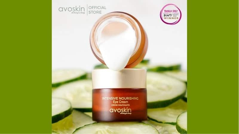 Kandungan dan Manfaat Avoskin Eye Cream - Tekstur